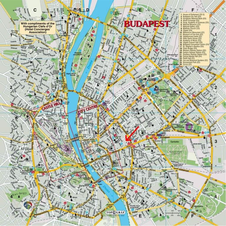 Budapest Accommodation Budapest Apartments Accommodation